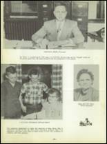 1955 Labette County High School Yearbook Page 12 & 13