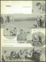 1955 Labette County High School Yearbook Page 16 & 17