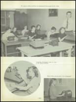 1955 Labette County High School Yearbook Page 20 & 21