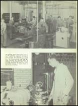 1955 Labette County High School Yearbook Page 24 & 25