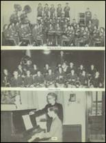 1955 Labette County High School Yearbook Page 28 & 29