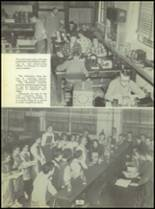 1955 Labette County High School Yearbook Page 34 & 35