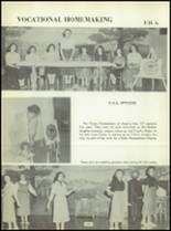 1955 Labette County High School Yearbook Page 36 & 37