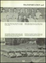1955 Labette County High School Yearbook Page 42 & 43