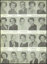 1955 Labette County High School Yearbook Page 48 & 49