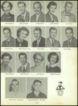 1955 Labette County High School Yearbook Page 50 & 51
