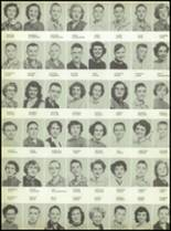 1955 Labette County High School Yearbook Page 64 & 65