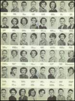 1955 Labette County High School Yearbook Page 66 & 67