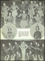 1955 Labette County High School Yearbook Page 68 & 69