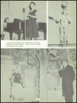 1955 Labette County High School Yearbook Page 70 & 71