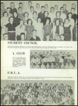 1955 Labette County High School Yearbook Page 72 & 73