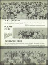 1955 Labette County High School Yearbook Page 74 & 75