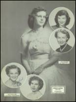 1955 Labette County High School Yearbook Page 76 & 77