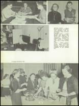 1955 Labette County High School Yearbook Page 82 & 83