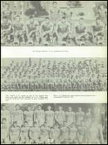 1955 Labette County High School Yearbook Page 84 & 85