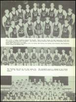 1955 Labette County High School Yearbook Page 88 & 89