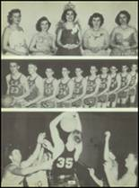 1955 Labette County High School Yearbook Page 90 & 91