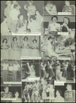 1955 Labette County High School Yearbook Page 92 & 93