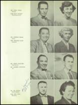 1955 Williams High School Yearbook Page 12 & 13