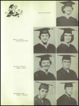 1955 Williams High School Yearbook Page 18 & 19