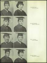 1955 Williams High School Yearbook Page 20 & 21