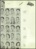 1955 Williams High School Yearbook Page 28 & 29