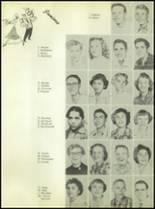 1955 Williams High School Yearbook Page 30 & 31