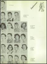 1955 Williams High School Yearbook Page 32 & 33