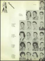 1955 Williams High School Yearbook Page 34 & 35