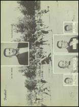 1955 Williams High School Yearbook Page 40 & 41