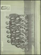 1955 Williams High School Yearbook Page 50 & 51