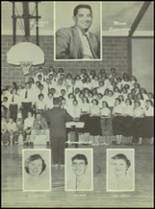 1955 Williams High School Yearbook Page 58 & 59