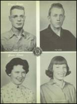 1955 Williams High School Yearbook Page 74 & 75