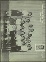 1955 Williams High School Yearbook Page 86 & 87