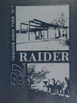1972 Yearbook Lawrence D. Bell High School