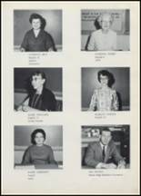 1963 Independence Christian High School Yearbook Page 12 & 13
