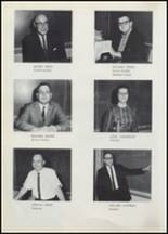 1963 Independence Christian High School Yearbook Page 14 & 15