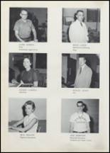 1963 Independence Christian High School Yearbook Page 16 & 17
