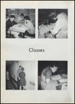 1963 Independence Christian High School Yearbook Page 20 & 21