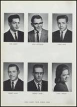 1963 Independence Christian High School Yearbook Page 22 & 23