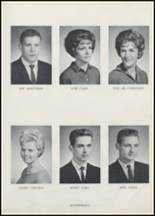 1963 Independence Christian High School Yearbook Page 24 & 25