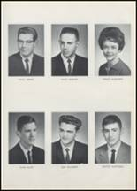 1963 Independence Christian High School Yearbook Page 30 & 31