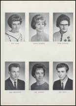 1963 Independence Christian High School Yearbook Page 34 & 35