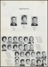 1963 Independence Christian High School Yearbook Page 42 & 43
