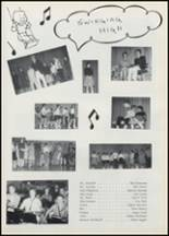 1963 Independence Christian High School Yearbook Page 58 & 59