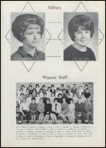 1963 Independence Christian High School Yearbook Page 72 & 73