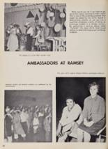1963 Alexander Ramsey Senior High School Yearbook Page 56 & 57