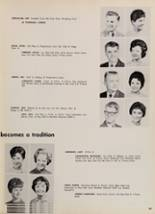 1963 Alexander Ramsey Senior High School Yearbook Page 92 & 93