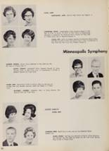 1963 Alexander Ramsey Senior High School Yearbook Page 94 & 95