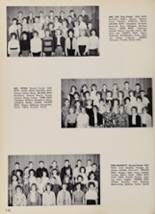 1963 Alexander Ramsey Senior High School Yearbook Page 116 & 117